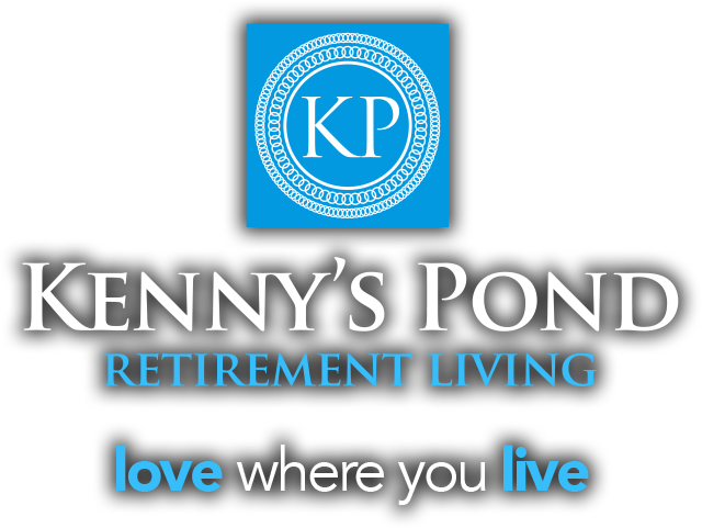 Retirement living at Tiffany Village and Kenny's Pond